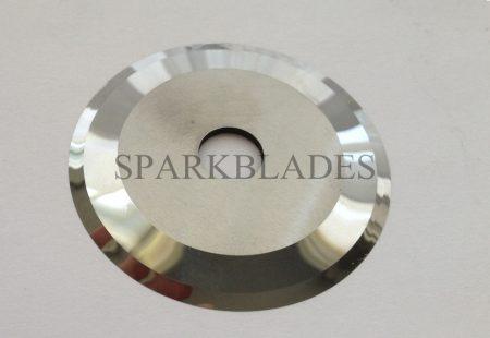 Circular Blades High Precision Tungsten Carbide Circle Knife