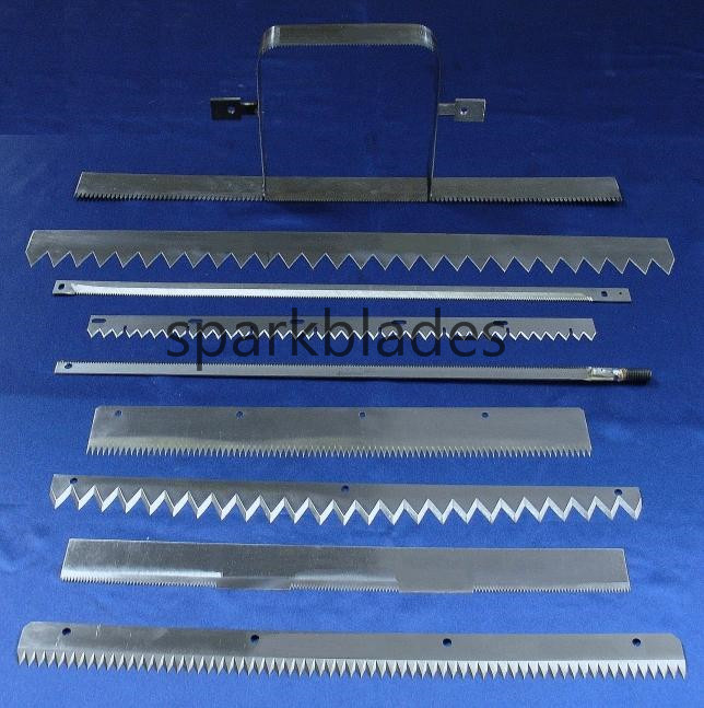 Packaging saw blades