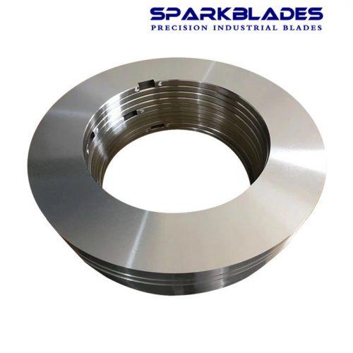 rotary slitting blades