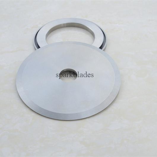 round paper cutting blade