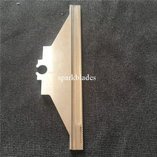 Serrated Packaging Sealing Blade (5)
