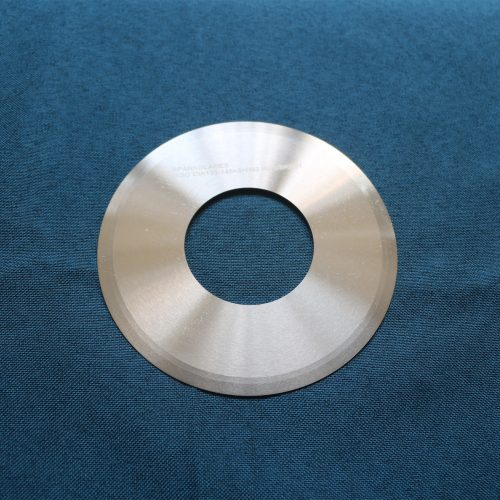 Circular slitter knives for copper tube cutting